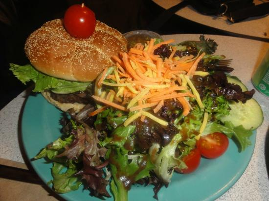 Pick up Grillé  Burger