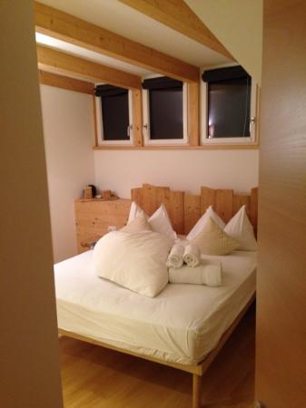 Mason La Zondra: camera da letto