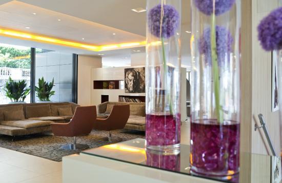 Novotel Monte Carlo: Lobby