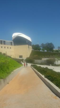 Centre Yitzhak Rabin : Сегодня