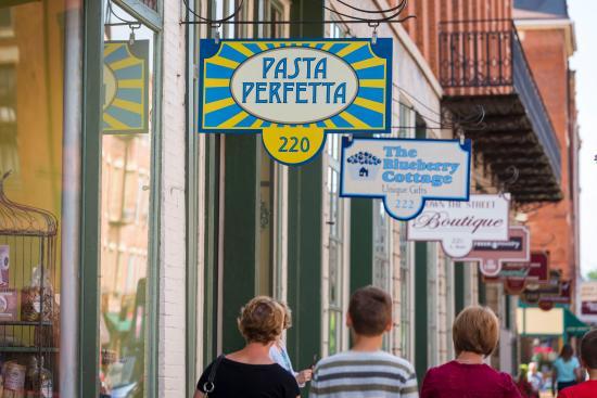 Galena, IL: Shop over 100 shops on our quaint Main Street