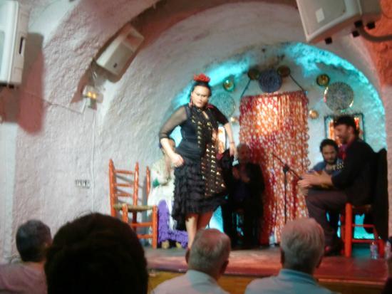 Cuevas Los Tarantos secondo gruppo