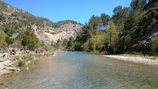 Montanejos, Hiszpania: Fuente de Baños