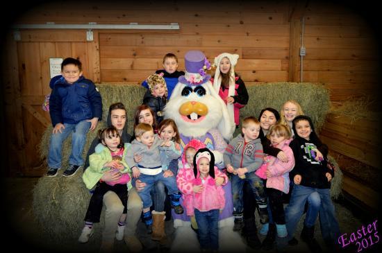 Charmingfare Farm : Easter 2015