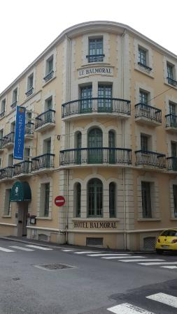Comfort Hotel Dinard Balmoral : Comfort Balmoral