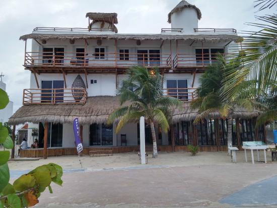 Resort Boutique El Fuerte: Front view