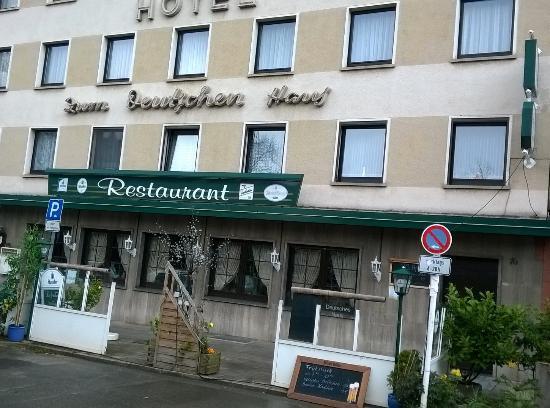 Hotel Zum Deutschen Haus