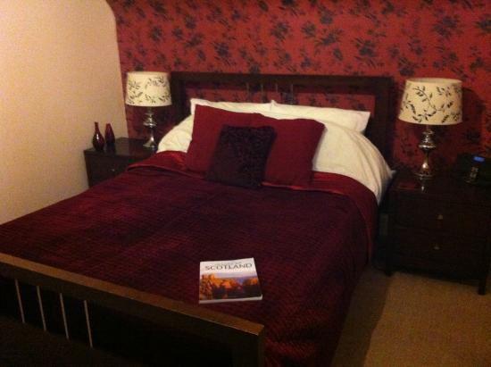Bannerman Bed and Breakfast : Bed