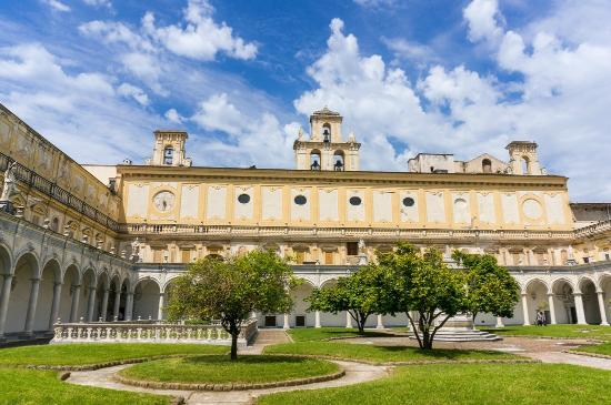 Certosa e Museo di San Martino Napoli