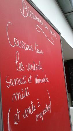 Brasserie Le Mocca