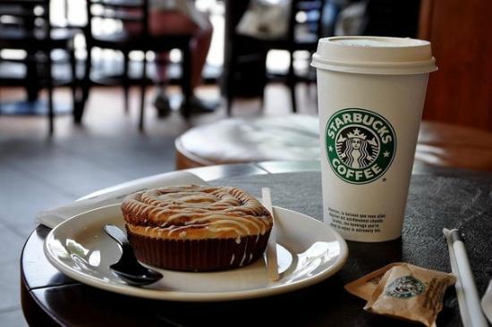 Starbucks: заказ