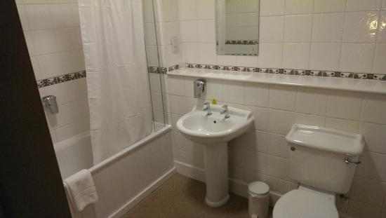 The Old Mill : bathroom