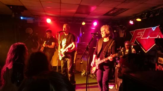 Yardbirds Rock Club