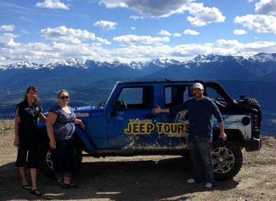 Valemount, Canada: 100% Off-Road FUN!