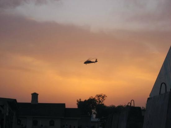 Khost Province, Afganistan: some great sunsets