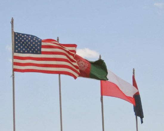 Khost Province, Afghanistan: ISAF