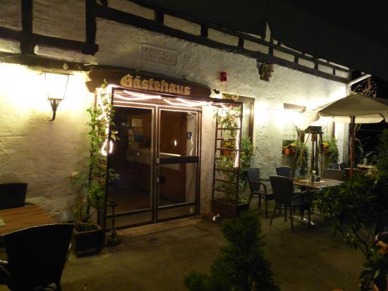 Hotel Baumhof-Tenne: Gemütlich auch bei Nacht