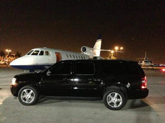 Lovely Miami Lux Limousine: Miami Lux Limo Car Service Port Cruise Airport