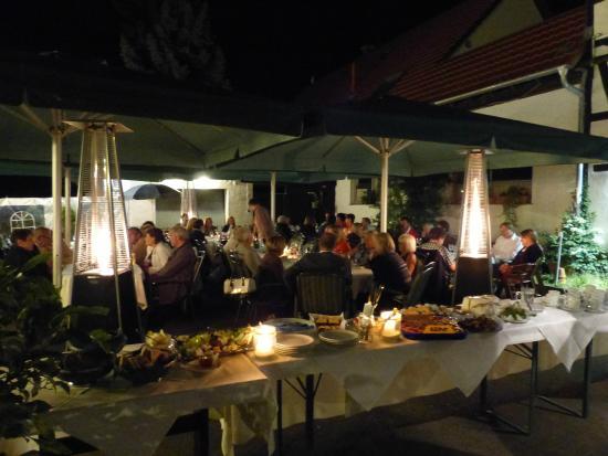 Hotel Baumhof-Tenne: Feierlichkeiten