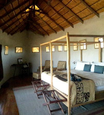 Tau Pan Camp - Kwando Safaris: schönes Zimmer