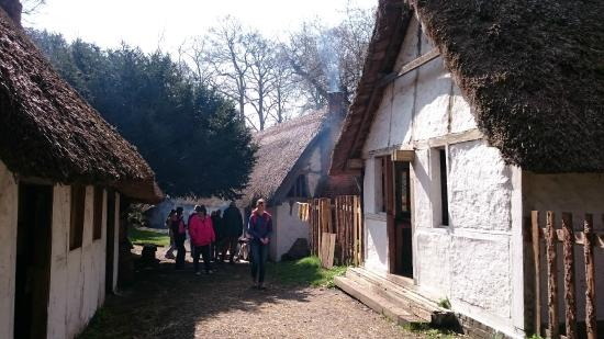 Little Woodham Living History Village: Homes