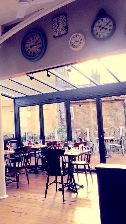 Railway Telegraph: New restaurant