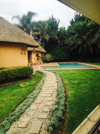 Kududu Guest House: Pool