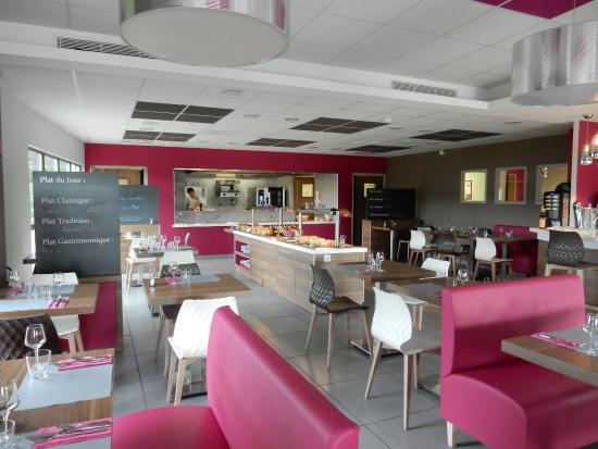 Ibis Styles Castres : La Salle à Manger