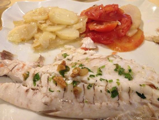 Grill Costa Mar : Incredible Red Snapper