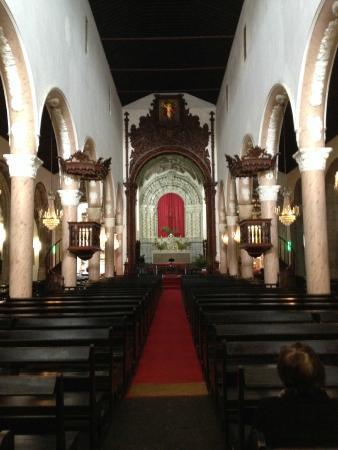 Igreja Matriz de Sao Sebastiao : Sao Sebastiao church