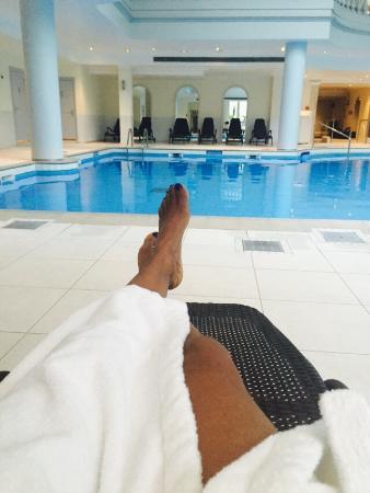 Extremement Piscine après 19h pour être tranquille - Photo de Waldorf Astoria ZS-25