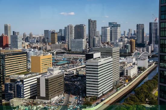 Shiodome Tokyo Travel Tips - Japan Travel Guide - japan365days.com