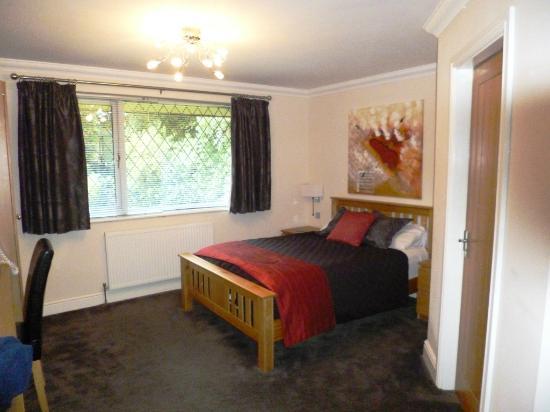 Barncroft Guest House : Bedroom