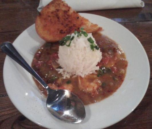 Lula's Louisiana Cookhouse: My lunch