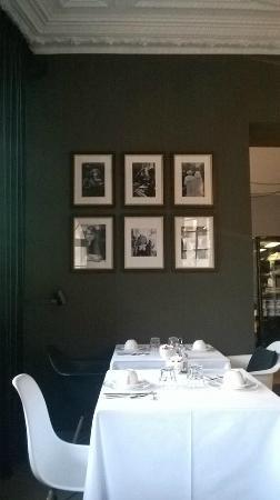 Hotel Le Chatelet: belle deco