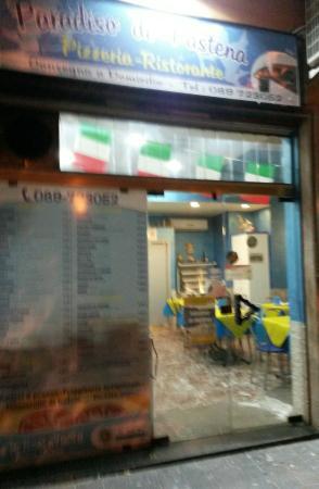 Pizzeria Paradiso di Pastena
