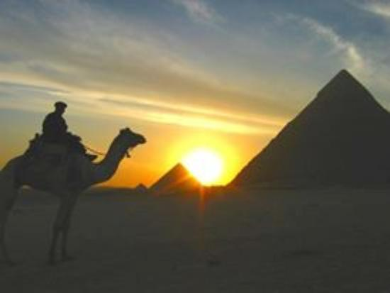 Travel Pyramids Egypt
