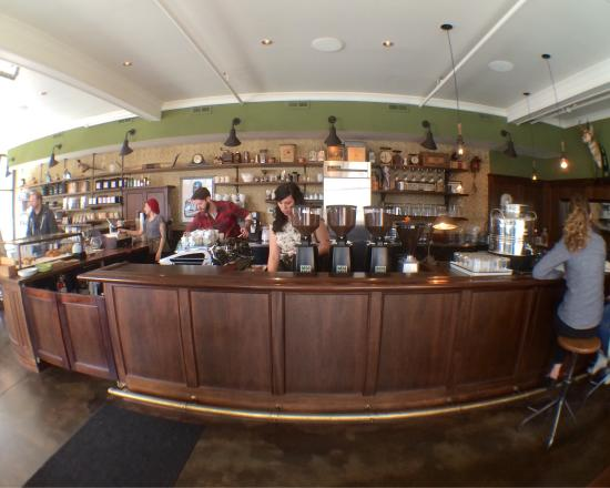 Coffee Bar At Barista