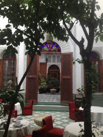 Dar Al Andalous: Beautiful interior