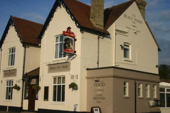 Swaffham Bulbeck, UK: The Black Horse Inn