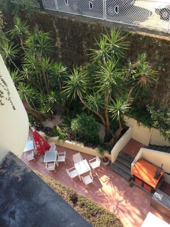 Tui Sensimar Atlantic Palace: Outdoor dining