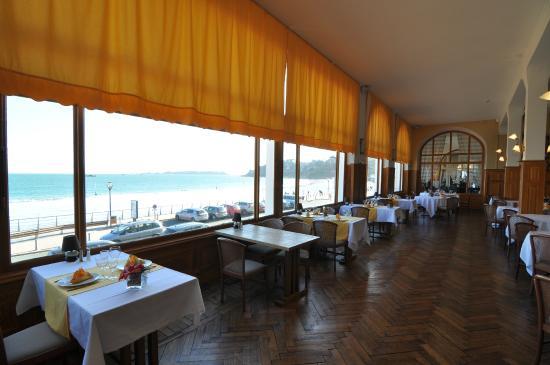 Le Grand Hôtel : salle de restaurant