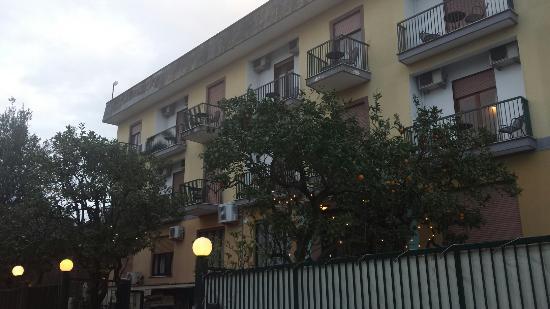 Hotel La Pergola: Ingresso hotel