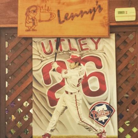 Lenny's Restaurant: Philly love