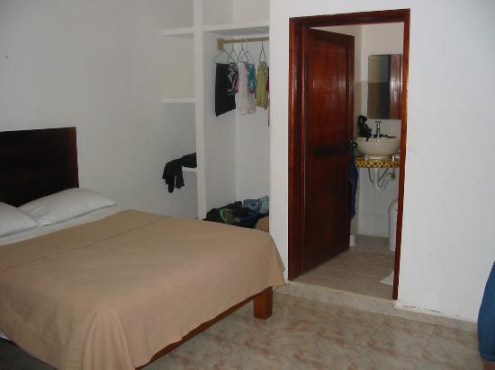 Posada Malix Pek: room