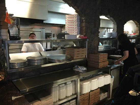 Brooklyn Boys: Kitchen