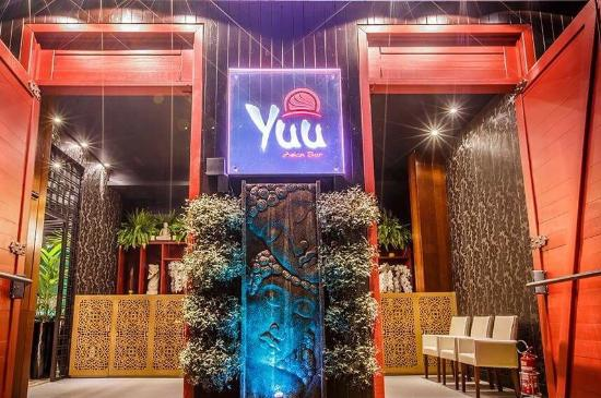Yuu asian bar