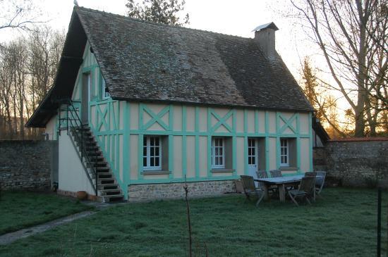 La Ferme des Isles: Le cottage