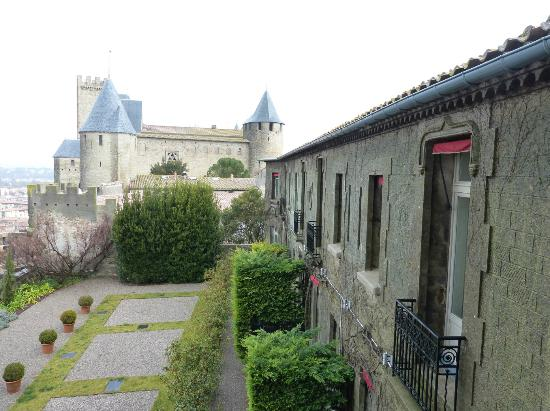 Hotel de la cite picture of hotel de la cite carcassonne for Hotels carcassonne