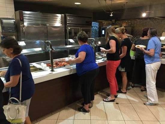 Harrah's casino buffet maricopa az